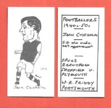 Plymouth Argyle Jack Chisholm 164